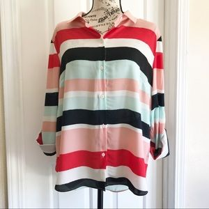 NWOT - Simply Styled Blouse